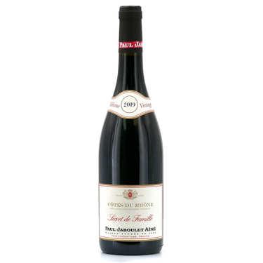 Côtes du Rhône red wine Secret de famille