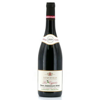 Paul Jaboulet Aîné - Vacqueyras Red Wine - Les Cyprès