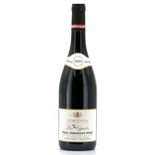 Vacqueyras Red Wine - Les Cyprès