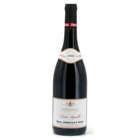 Paul Jaboulet Aîné - Gigondas Red Wine - Pierre Aiguille