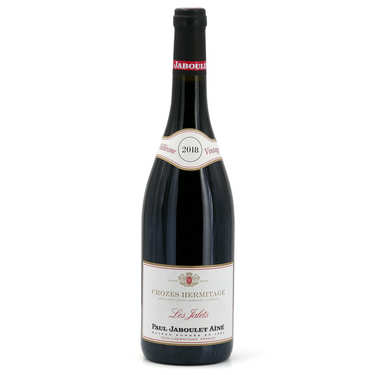 Crozes Hermitage red wine - Les Jalets