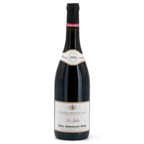 Paul Jaboulet Aîné - Crozes Hermitage red wine - Les Jalets