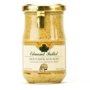 Fallot - Moutarde aux noix