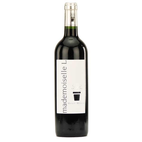 Mademoiselle L - Haut Médoc Red Wine