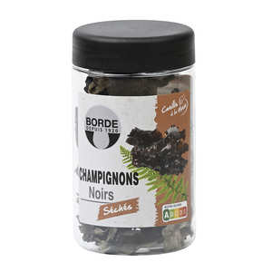 Borde - Dried Black Mushrooms