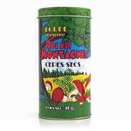 Borde - Cèpes extra séchés en boite fer