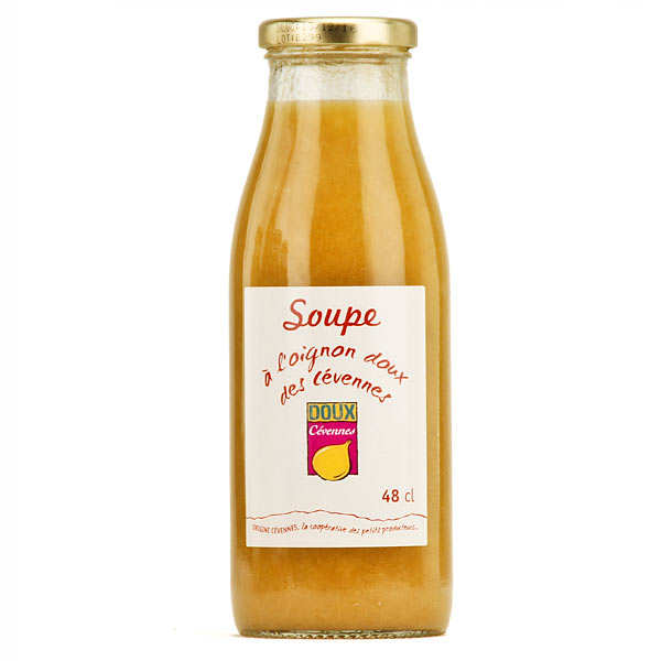 Sweet Onions from Cevennes in Soup