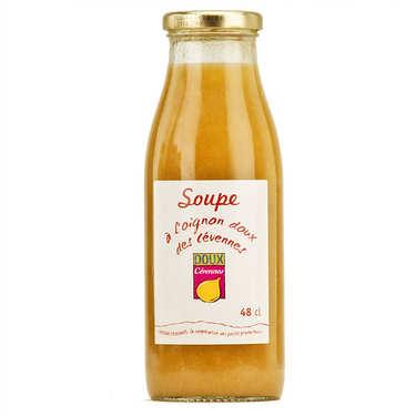 Soupe à l'oignon doux des Cévennes