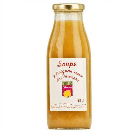 Origine Cévennes - Soupe à l'oignon doux des Cévennes