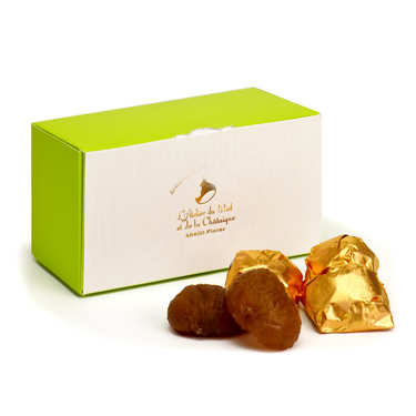 Crystallised chestnuts - 100g
