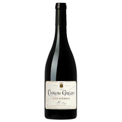 Château Grézan - Chateau Grezan Faugeres Heritage Red Wine