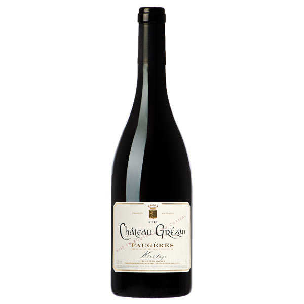Chateau Grezan Faugeres Heritage Red Wine