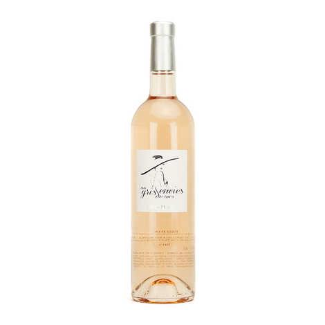 Famille Cros Pujol - Au Gris de Mes Envies rosé wine from Languedoc