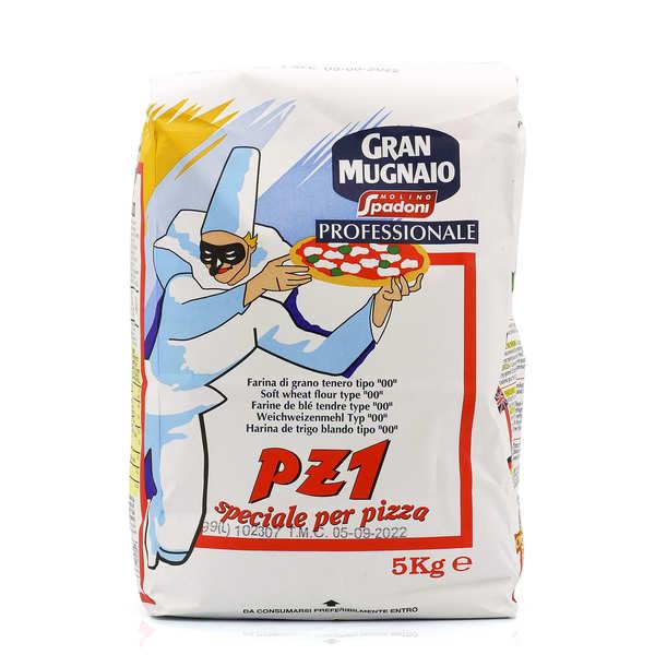 Farine italienne PZ1 (levage 2-4h) pour pizza