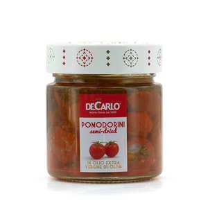 De Carlo - Tomates cerises semi-confites - Pomodori sun kissed