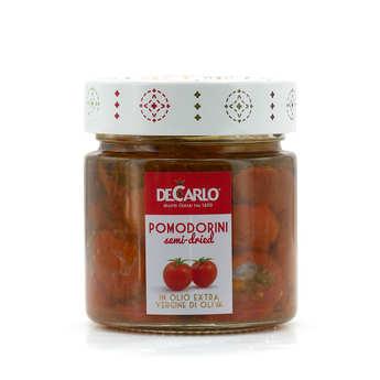 De Carlo - Semi dried Pomodori cherry tomatoes