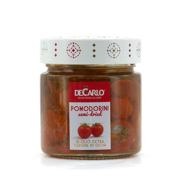 Tomates cerises semi-confites - Pomodori sun kissed
