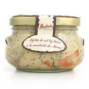 Hardouin SA - Mijotée de sot l'y laisse à la moutarde de Meaux
