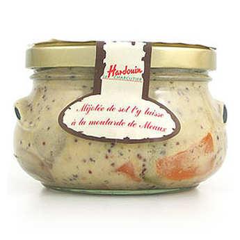 Hardouin SA - 'Sot l'y Laisse' with Meaux Mustard