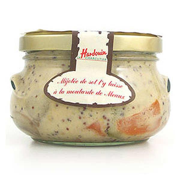 'Sot l'y Laisse' with Meaux Mustard
