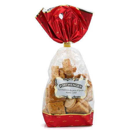Fortwenger - Mélange Bredele - assortiment de biscuits alsaciens