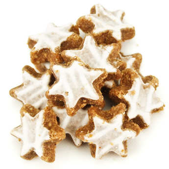 Cinnamon Star Biscuits 200g Packet