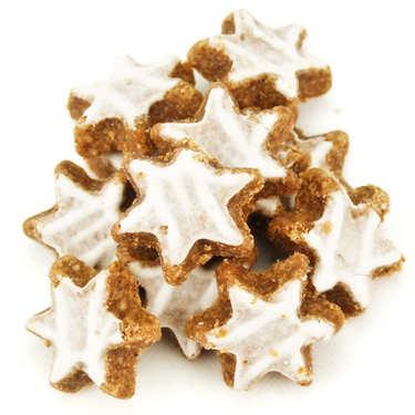 Cinnamon Star Biscuits