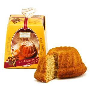Fortwenger - Honey kougelhopf Alsacian Specialty