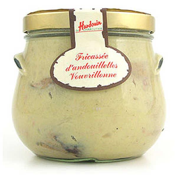 'Vourvrillonne' Andouillette Sausage Fricassée