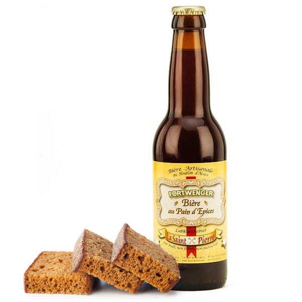 Bière au pain d'épices 5.8%