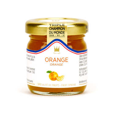 Confiture d'orange - Francis Miot