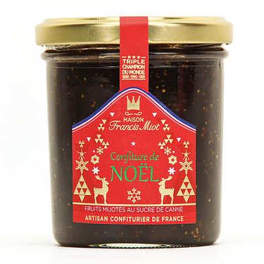 Confiture de Noël - Francis Miot