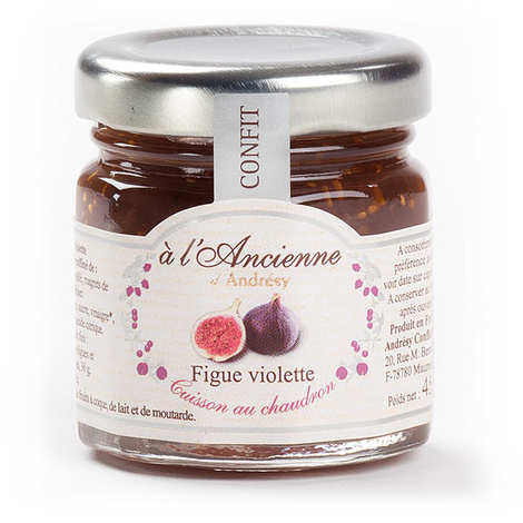 Andresy confitures - Fig chutney