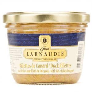 Jean Larnaudie - Duck rillette with 30% foie gras