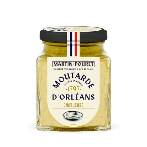 Martin Pouret - Rich mustard from Orléans