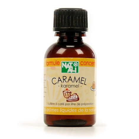 Nat-Ali - Natural organic caramel flavouring