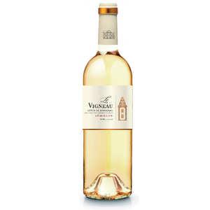Vins fins du Périgord - Le Vigneau - Côtes de Bergerac Moelleux AOC - 12%