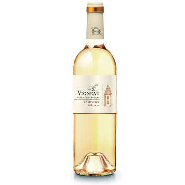 Bergerac Wine - Le Vigneau - Côtes de Bergerac Moelleux AOC - 12%