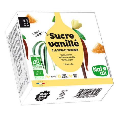 Nat-Ali - Organic vanilla-flavoured sugar