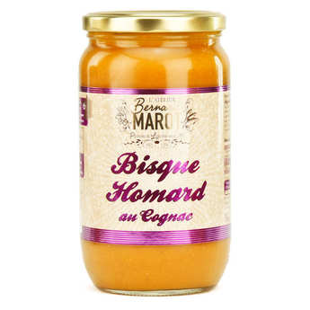 Bernard Marot - Bisque de homard au cognac