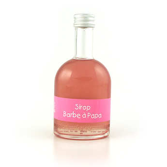 Epicerie de Provence - Candyfloss syrup