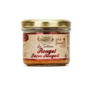 Bernard Marot - Rouget way rougail Spread