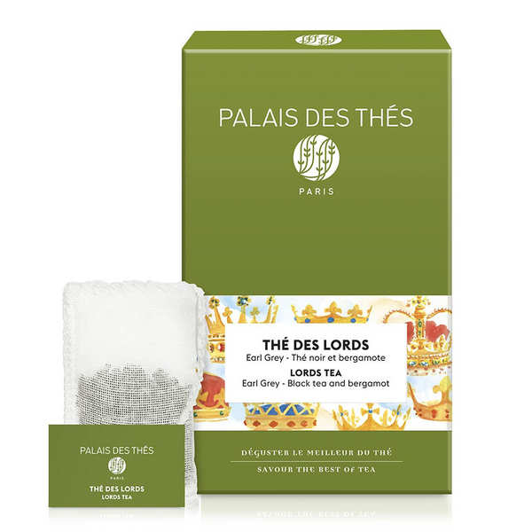 Lords tea - Earl Grey - Le Palais des Thés