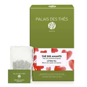 Palais des Thés - Thé des Amants - the lovers' tea