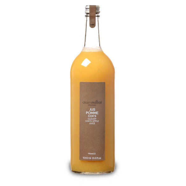 Apple & Quince Juice - Alain Milliat