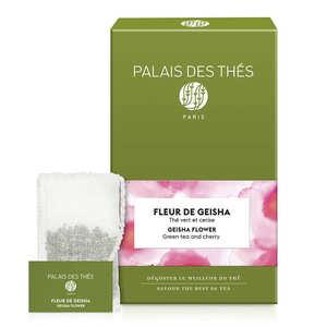 Palais des Thés - Fleu de Geisha tea - Le Palais des Thés