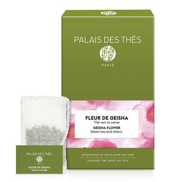 Fleu de Geisha tea - Le Palais des Thés