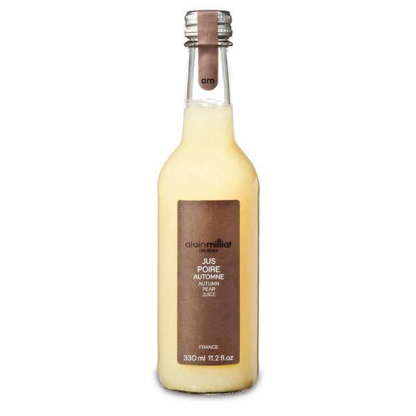 Autumn Pear Juice - Alain Milliat