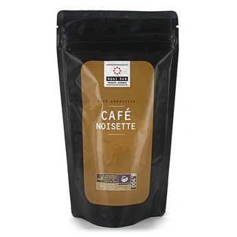 Quai Sud - Café aromatisé noisette