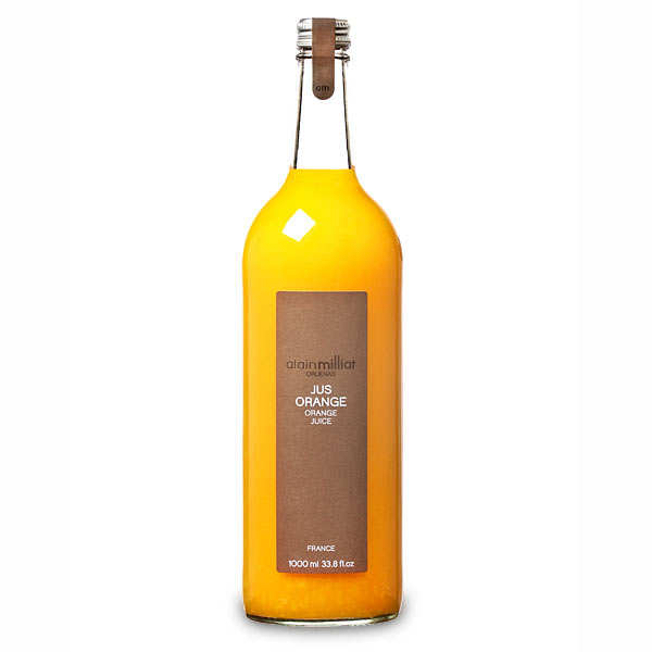 Orange Juice - Alain Milliat